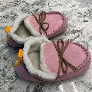 Other - Light pink moccasins